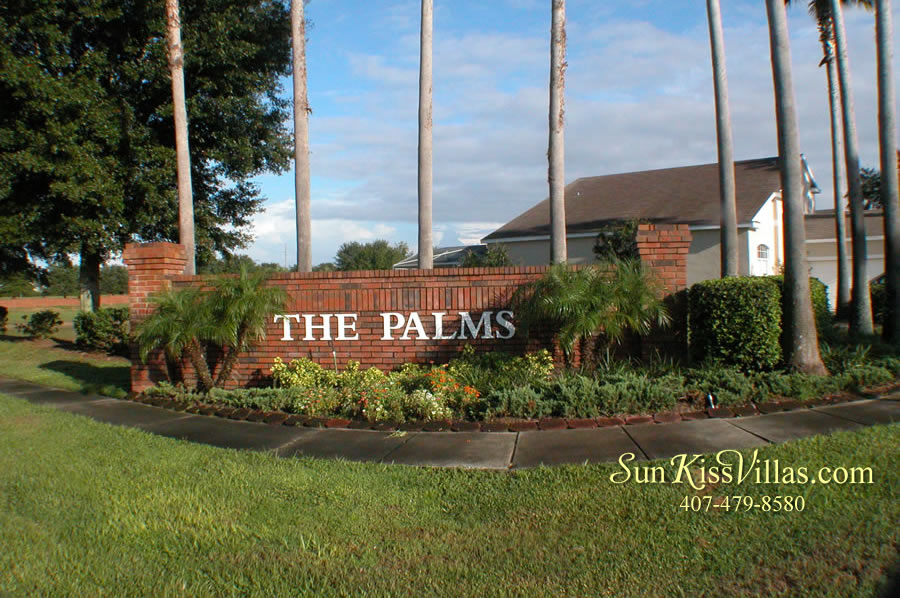 The Palms - vacation home community