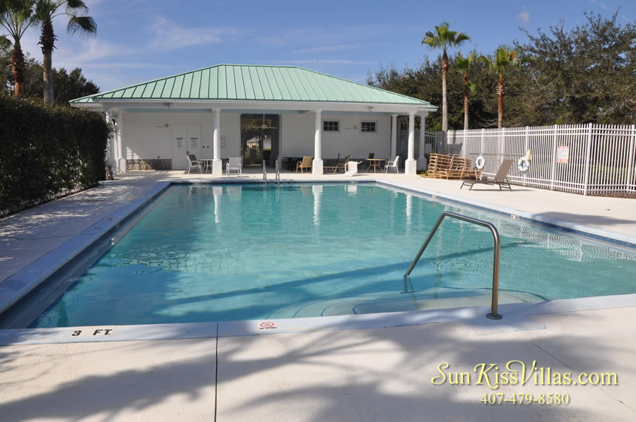 Bridgewater Crossing vacation home community pool