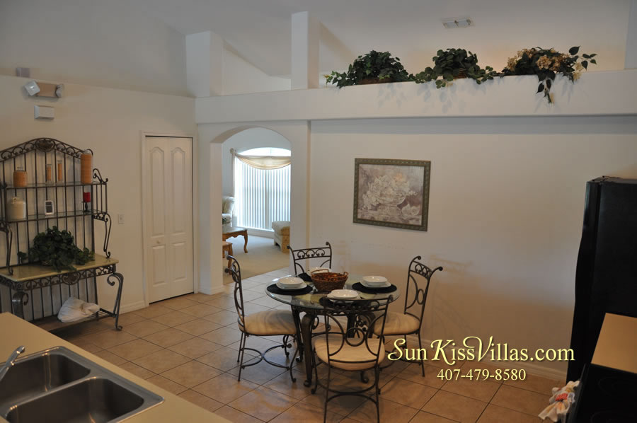 Orlando Vacation Rental Home Near Disney - Cypress Grand - Breakfast