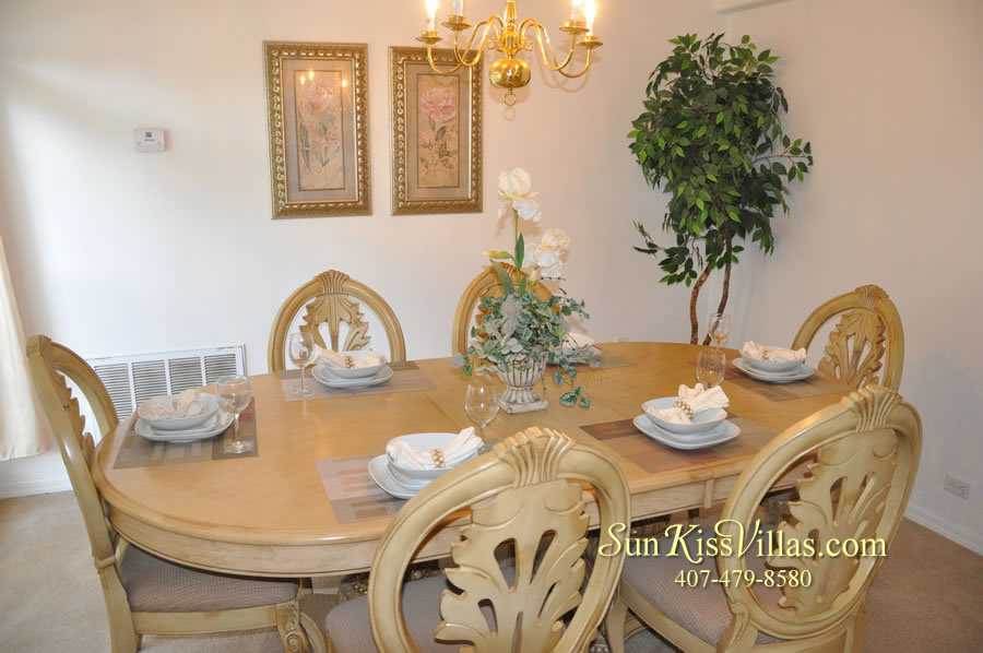 Orlando Vacation Rental Home Near Disney - Cypress Grand - Dining