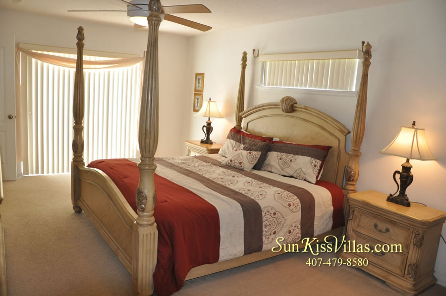 Cypress Grand Vacation Rental