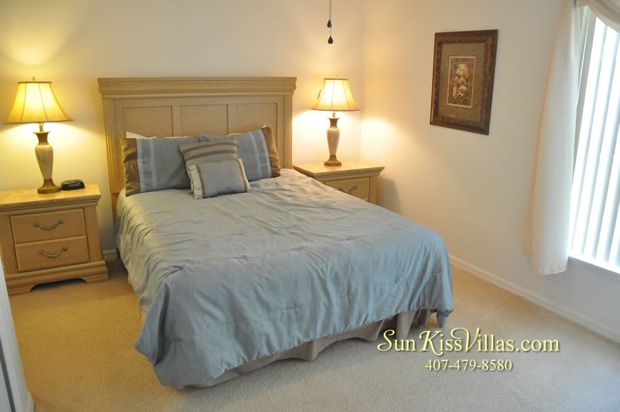 Orlando Vacation Rental Home Near Disney - Cypress Grand - Bedroom