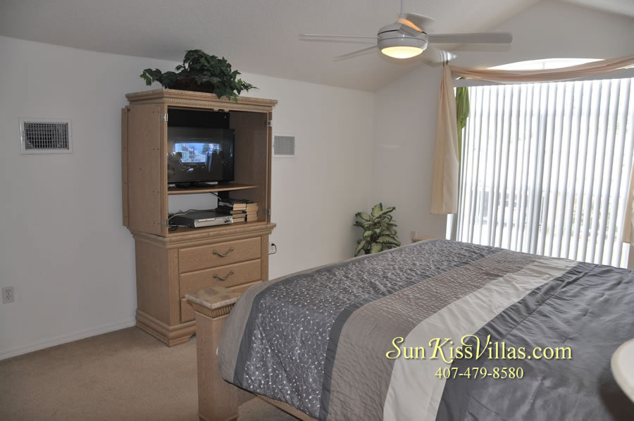 Orlando Vacation Rental Home Near Disney - Cypress Grand - Second Master Suite