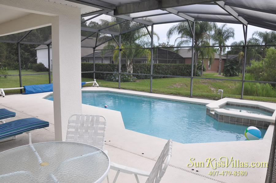 Orlando Vacation Rental Home Near Disney - Cypress Grand - Pool and Spa