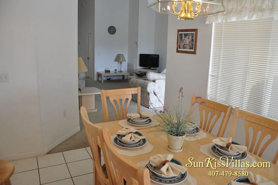 Orlando Vacation Rental - Disney Fun - Dining
