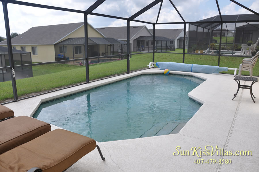 Orlando Vacation Rental - Disney Fun - Pool