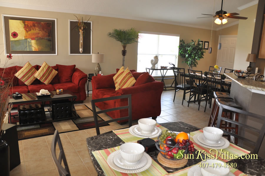 Disney Palms Vacation Home Rental