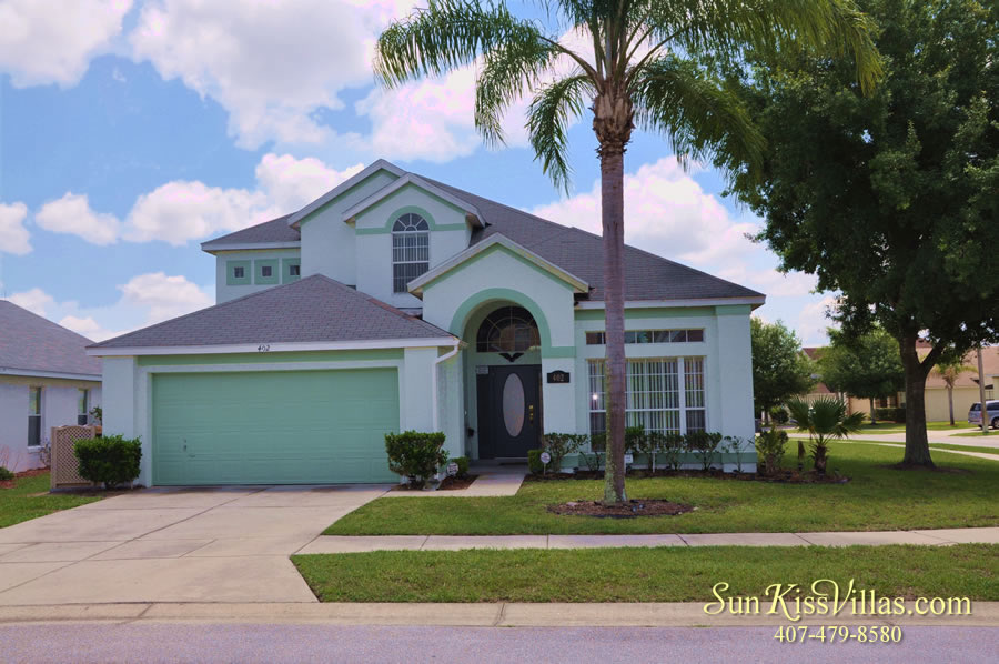 Disney Vacation Home Rental - Disney Palms
