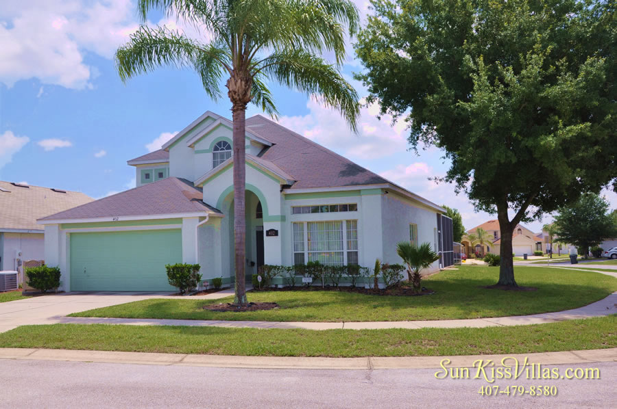 Disney Palms Vacation Home Rental Orlando