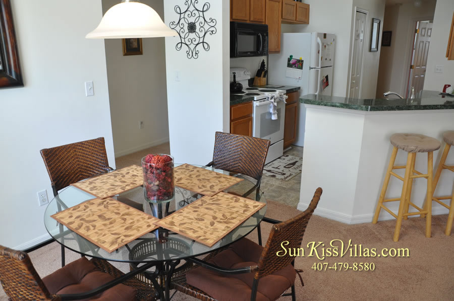 Disney Vacation Rental - Durango Palms - Breakfast