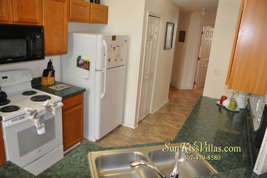 Disney Vacation Rental - Durango Palms - Kitchen