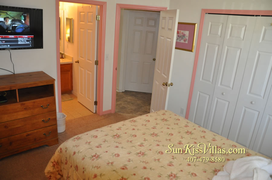 Disney Vacation Rental - Durango Palms - Bedroom