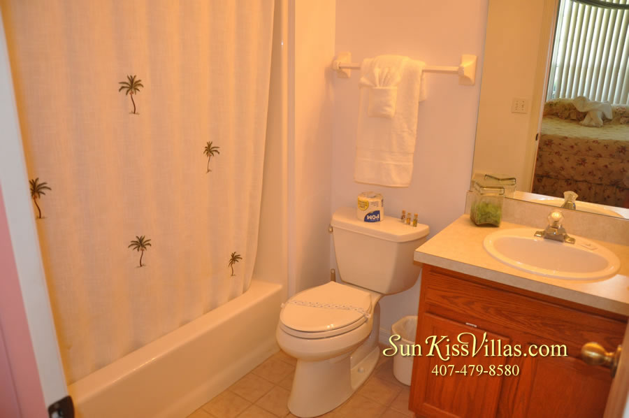 Disney Vacation Rental - Durango Palms - Bathroom