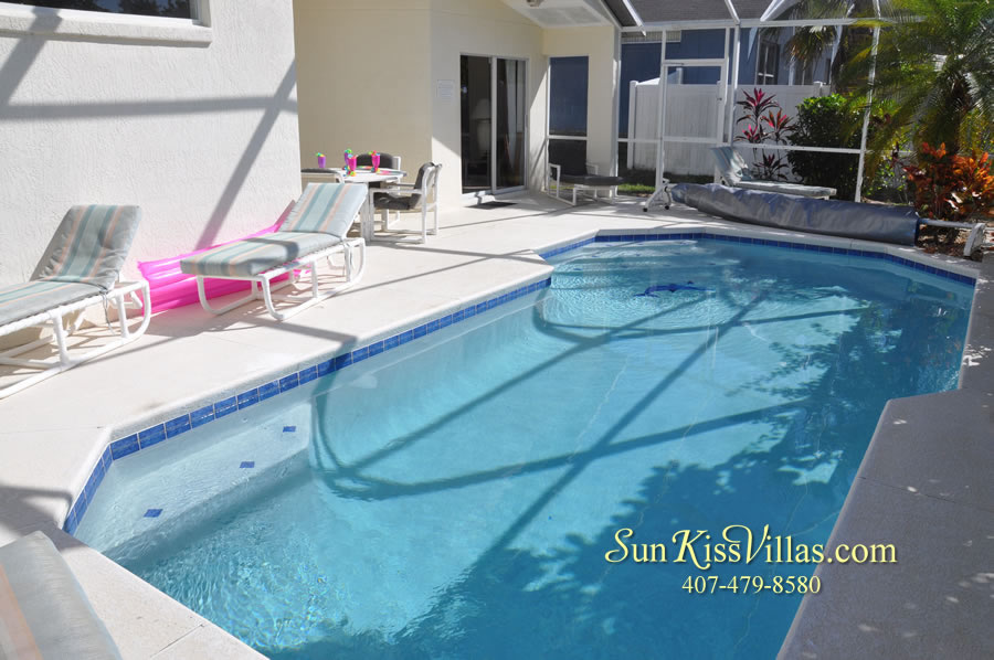 Disney Vacation Rental - Durango Palms - Pool