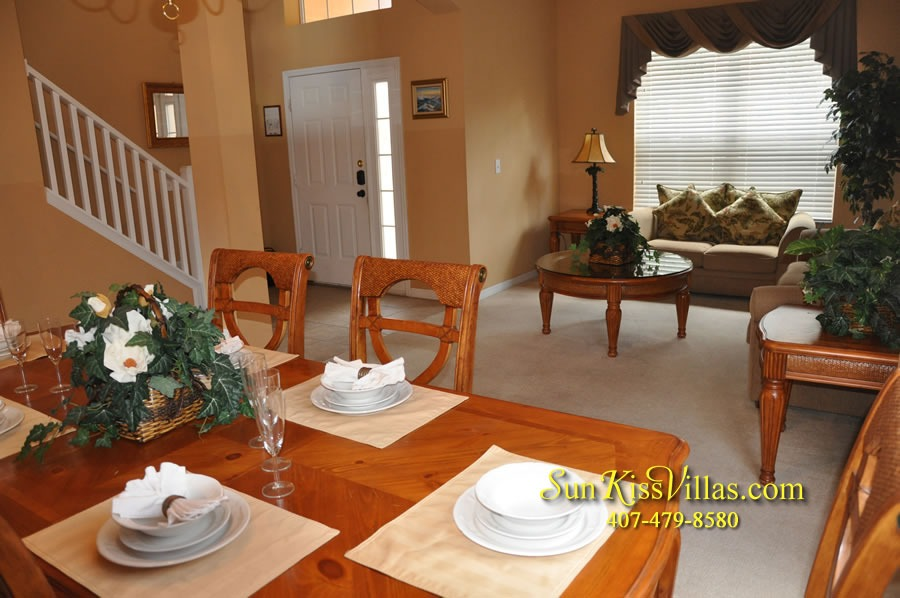 Disney Orlando Vacation Rental - Endless Summer - Dining