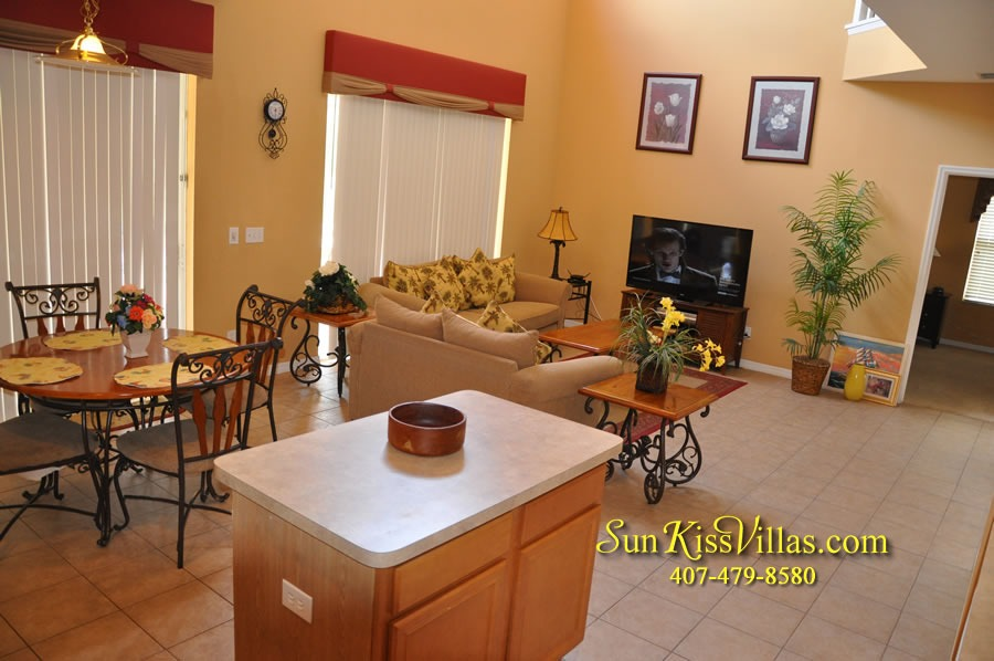 Disney Orlando Vacation Rental - Endless Summer - Kitchen