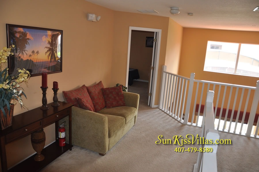 Disney Orlando Vacation Rental - Endless Summer - Balcony