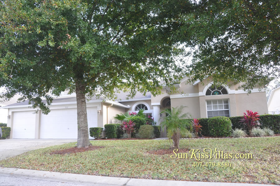 Orlando Disney Vacation Rental Home - Grand Oasis