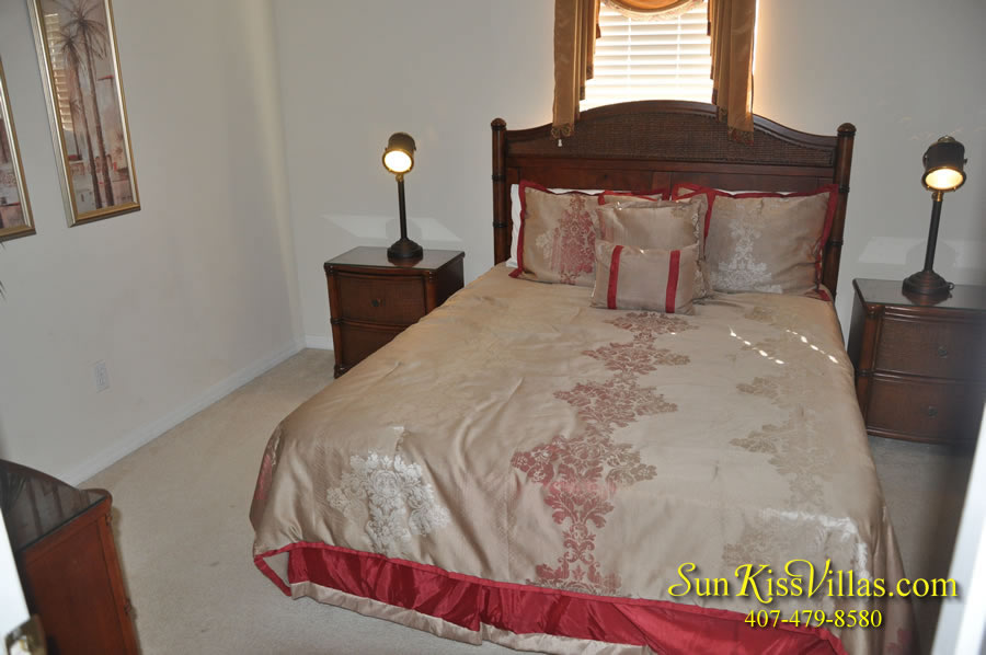 Disney Vacation Villa - Henley Park - Bedroom