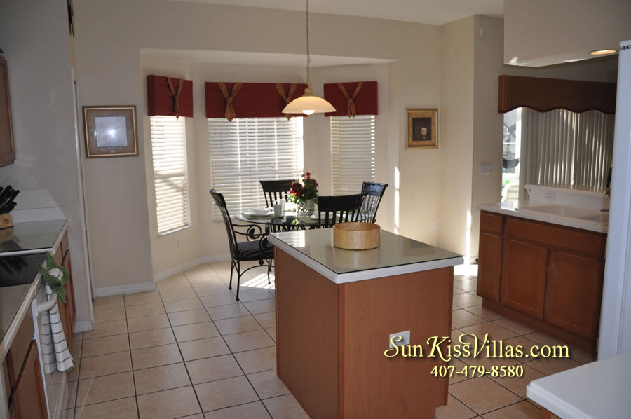 Disney Vacation Villa - Henley Park - Kitchen