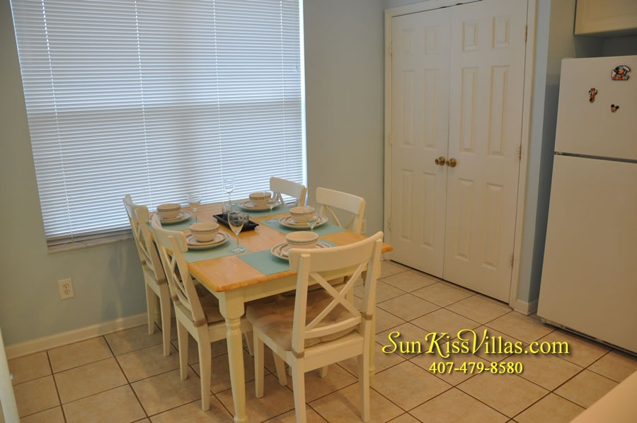 Disney Vacation Rental Home - Mickey's Cottage - Breakfast