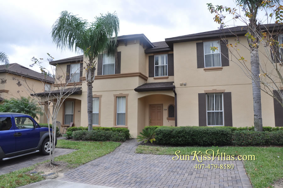 Disney Orlando Vacation Townhouse Rental - Quiet Cove