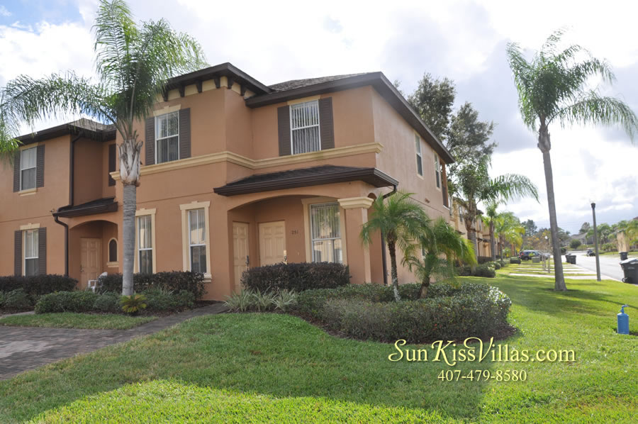 Disney Townhouse Vacation Rental - Sandy Creek