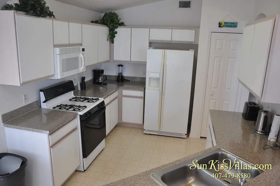 Disney Vacation Rental Home - Shangri-la Kitchen
