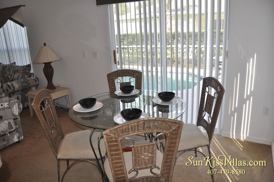 Disney Vacation Rental Home - Shangri-la Breakfast