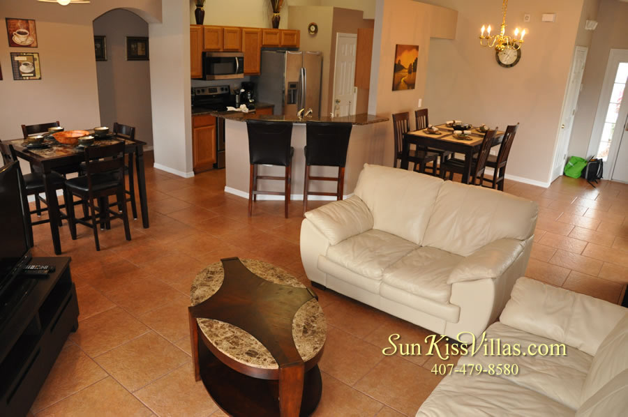 Turquoise Bay - Disney Vacation Home Rental