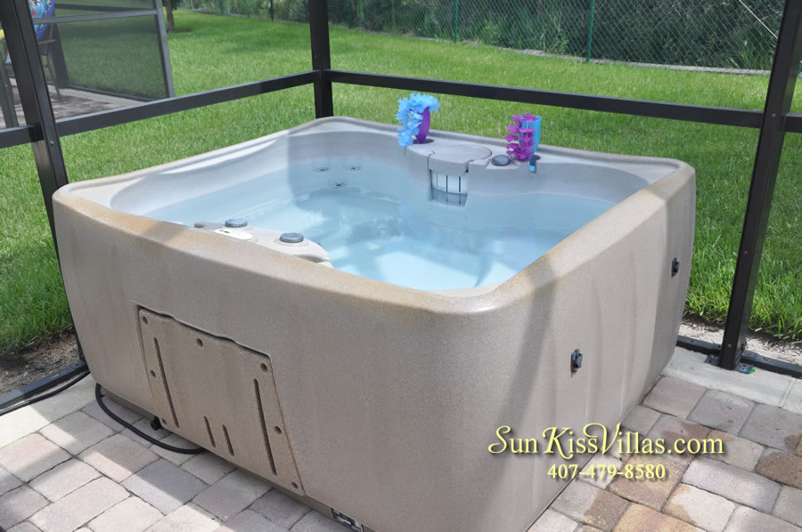 Disney Villa Rental - Tuscan Sun - Spa