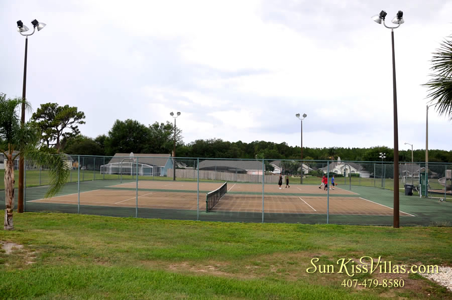 Westridge Tennis and Basketball Courts