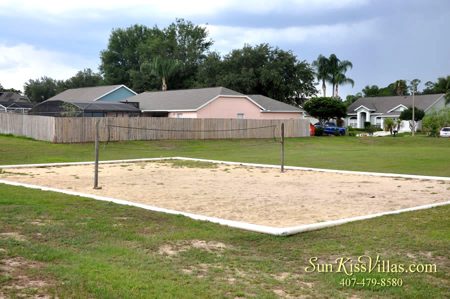 Westridge Volleyball Court