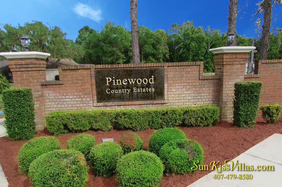 Pinewood Country Estates Vacation Rentals