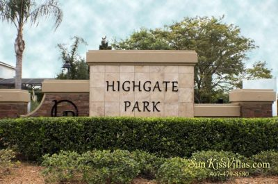 Highgate Park Vacation Rental Community