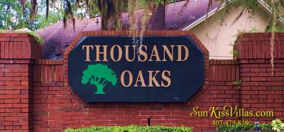 Thousand Oaks Vacation Rentals